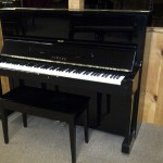 Yamaha U-1 upright hi-polish ebony-like new