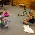 """""""Kids, Keys and Melodies"""" program off to a great start...."""