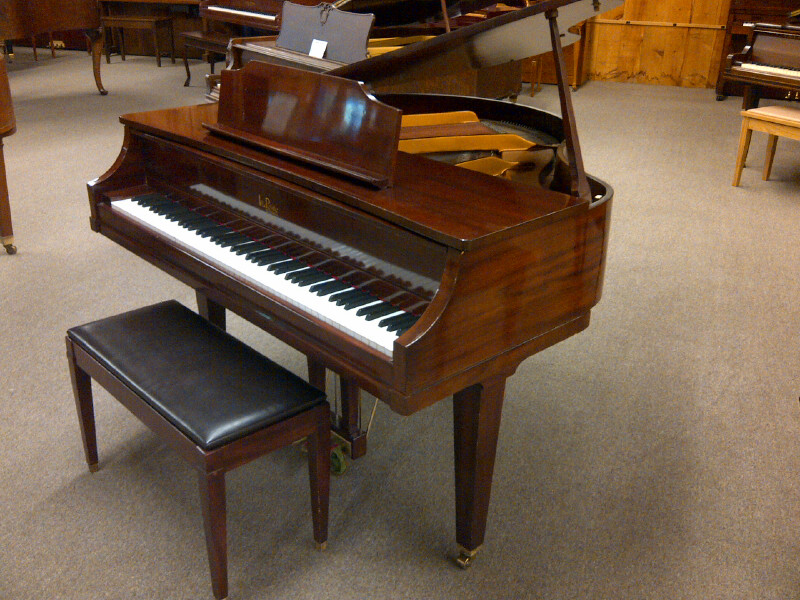 SOLD 1/17/13: �Le Petite� Kimball Baby Grand only 4' 7? : Piano Mill