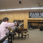 PIANO MILL Airs First Television Spot. Click here to watch!! (big file may take a minute to load)
