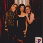 The Gals from Piano Mill support YMCA Fundraiser