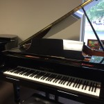 Yamaha GP1 baby grand piano with Diskclavier player!