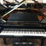 NEW! Hallet Davis Baby Grand with QRS Wifi player system installed