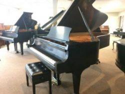 Original Falcone Grand Model 74 recording studio piano with incredible history