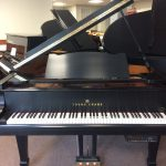 Satin Ebony Young Chang PG -175 with QRS player installed