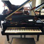 Nordiska baby grand piano $4,250