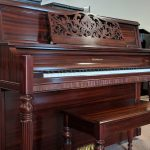 "Baldwin Hamilton Limited edition upright piano ""LIKE NEW"" American made"