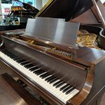 Steinway baby grand Model M Completely restored with Steinway Parts
