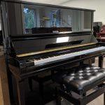 Yamaha U3 upright piano **LIKE NEW**