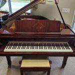 Petrof Baby Grand Piano