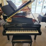 Story and Clark Baby Grand Piano with wifi QRS Player Piano