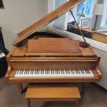 Kawai KG1 Baby Grand Piano