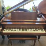 Chickering Baby Grand Piano model 507 MADE IN US
